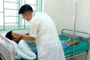 Tin mới nhất về sức khỏe 5 người ngộ độc nấm lạ ở Hà Giang