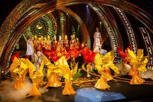 LHP quốc tế Hà Nội gây ấn tượng với sân khấu khai mạc mang chủ đề 'Hào Khí Lạc Hồng'