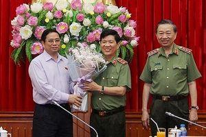 Bộ Chính trị chỉ định bổ sung Trung tướng Nguyễn Văn Sơn vào Thường vụ Đảng ủy Công an Trung ương