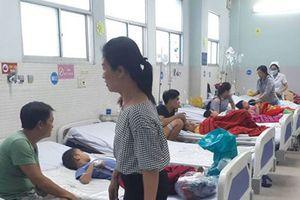 Số học sinh nhập viện tại TP HCM nghi do ngộ độc đã lên tới con số 55