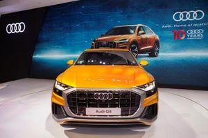 Audi Q8 và Audi A7 Sportback có giá khoảng 4,5 và 3 tỷ đồng