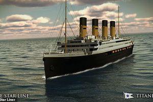Tàu Titanic II và tham vọng tiếp tục hành trình của 'tiền bối'