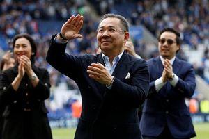 CĐV CLB Leicester City muốn dựng tượng cho Chủ tịch Vichai