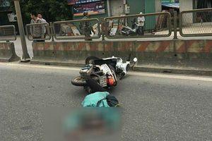 Công an truy tìm xe ô tô nghi gây tai nạn khiến cô gái ngoại quốc ngã ra đường tử vong