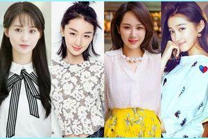 Điểm mặt 4 tiểu Hoa đán thế hệ 9X nổi tiếng nhất trong giới giải trí Trung Quốc