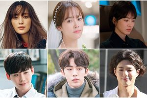 4 cặp chị em cách nhau hơn 12 tuổi của màn ảnh Hàn cuối năm 2018 - 2019, bạn trông đợi vào ai?