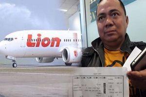 Thoát chết trong vụ máy bay rơi ở Indonesia nhờ tắc đường