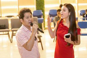 Thanh Lam, Trọng Tấn miệt mài luyện hát cùng Phạm Phương Thảo
