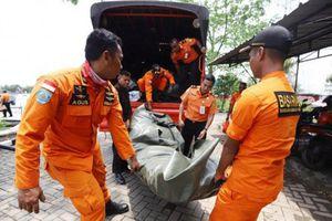 Hết hy vọng có người sống sót sau thảm họa rơi máy bay ở Indonesia