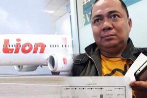 Hành khách may mắn thoát chết trong vụ tai nạn máy bay thảm khốc ở Indonesia