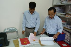 Đẩy nhanh tiến độ Dự án tổng thể xây dựng hồ sơ địa chính tỉnh Sơn La