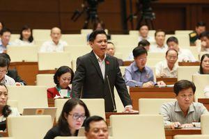 Bộ trưởng Nguyễn Văn Thể giải trình thêm về phát triển giao thông, vận tải