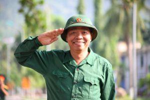 Trải nghiệm quân đội giúp quản trị doanh nghiệp tốt hơn