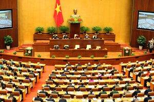 Quốc hội thảo luận về phân bổ ngân sách, đầu tư công trung hạn