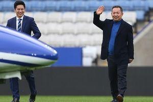 Chuyên cơ gặp tai nạn: Chủ tịch Leicester 'có mặt trên máy bay'