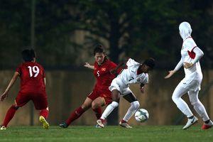 U19 nữ Việt nam xuất sắc lọt vào vòng loại thứ 2 châu Á