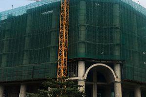 TP.HCM: Nam công nhân tử vong do rơi từ tầng 17 của dự án Terra Royal
