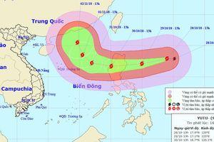 Dự báo thời tiết 29/10: Siêu bão Yutu tấn công Biển Đông với sức gió kinh khủng