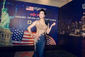 Hà Hồ, Thu Phương nổi bật tại Hội thảo về công nghệ giảm béo Ultra Lipo Cell
