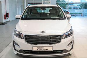Kia Sedona bản nâng cấp mới tại Malaysia rẻ hơn Việt Nam