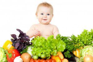 Những chất xơ phòng chống táo bón hiệu quả cho trẻ nhỏ