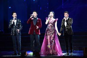 Liveshow Lệ Quyên 2018: Lệ Quyên cùng với 3 chàng lãng tử Vpop khiến khán giả mê đắm trong mùa thu Hà Nội