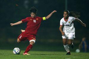 U.19 nữ Việt Nam vào vòng loại thứ 2 châu Á