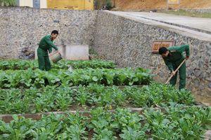 Ban CHQS huyện Vân Đồn: Chăm lo đời sống cán bộ, chiến sĩ