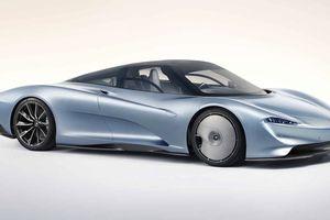 McLaren ra mắt siêu xe Speedtail, người kế nhiệm xứng đáng của huyền thoại F1