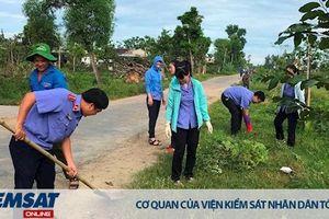 VKSND tỉnh Lâm Đồng: Chung tay xây dựng 'Nông thôn mới'