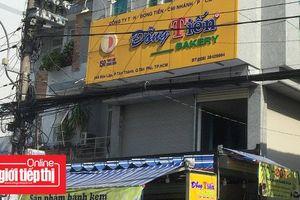 Cơ sở cung cấp bánh mì không đảm bảo điều kiện an toàn thực phẩm