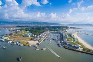 Cảng tàu khách Quốc tế Tuần Châu: Nơi hội tụ của những du thuyền
