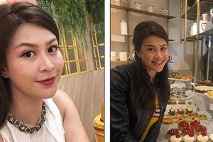 'Nữ hoàng sắc đẹp Thái Lan' tử vong trong vụ rơi trực thăng của chủ tịch Leicester