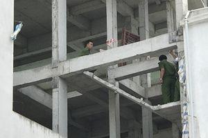 Công nhân tử vong từ công trình cao tầng không che chắn