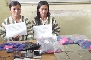 Triệt xóa 2 vụ ma túy cực lớn ở Sơn La và Hải Phòng