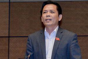 Bộ trưởng GTVT giải trình về dự án cao tốc Bắc–Nam và Long Thành