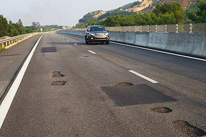 Cao tốc 34.000 tỷ vừa thông xe đã hỏng: Trong năm 2019 sẽ kiểm toán