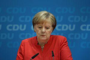 Thủ tướng Đức sẽ không tranh cử Chủ tịch đảng CDU vào tháng 12 tới