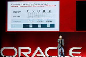 Oracle ra mắt nền tảng đám mây thế hệ thứ 2 dành cho doanh nghiệp
