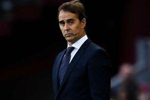 Bất ngờ lời cảm ơn của HLV Lopetegui sau khi bị Real Madrid 'truất quyền'