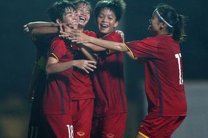 Vòng loại 2 U19 nữ châu Á 2019: Xác định các đối thủ của U19 nữ Việt Nam
