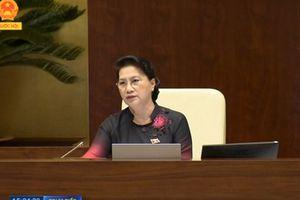 Vụ đổi 100 USD phạt 90 triệu: Chủ tịch Quốc hội lên tiếng 'sửa quy định cho dân nhờ'
