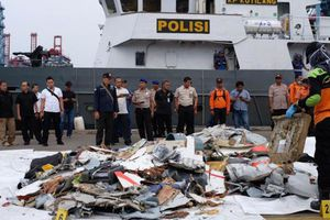 Việt Nam gửi điện chia buồn tai nạn máy bay Lion Air