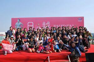 50 đội thi chạy 'Nhật Bản trong lòng Việt Nam'