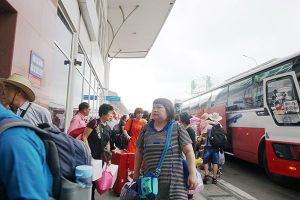 Các công ty du lịch 'rầm rộ' sang Trung Quốc tìm khách hàng