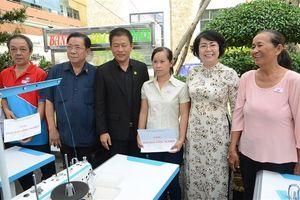 TP Hồ Chí Minh: Nhiều hoạt động hỗ trợ người nghèo