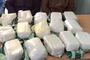 Triệt phá đường dây buôn bán ma túy lớn