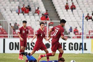 Sân chơi U-19 châu Á sạch bóng Đông Nam Á