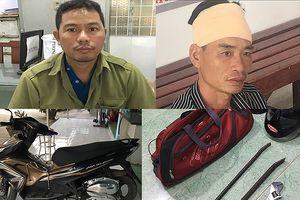 Bắt 2 kẻ chuyên trộm két cửa hàng ở TP.HCM, Bình Dương