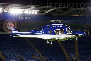 Trực thăng của chủ tịch Leicester là loại an toàn nhất thế giới